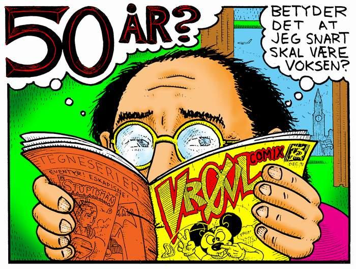 50 år mand